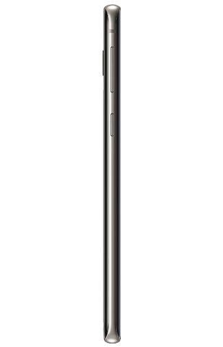 Samsung Galaxy S10 left