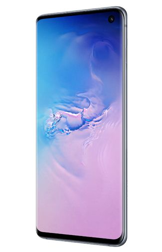 Samsung Galaxy S10 perspective-r
