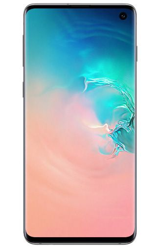 Samsung Galaxy S10 front
