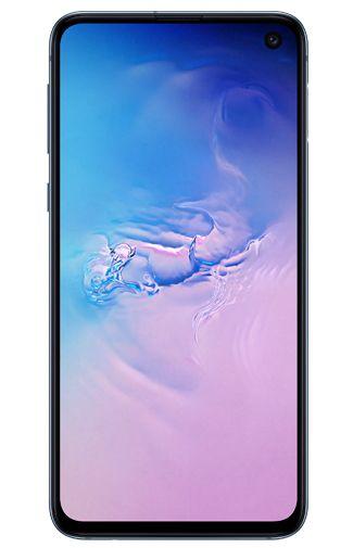 Samsung Galaxy S10e front