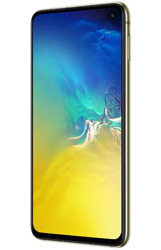 Samsung Galaxy S10e perspective-r