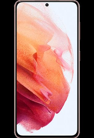 Samsung Galaxy S21 5G 128GB front