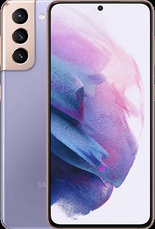 Samsung Galaxy S21 5G 128GB back-front