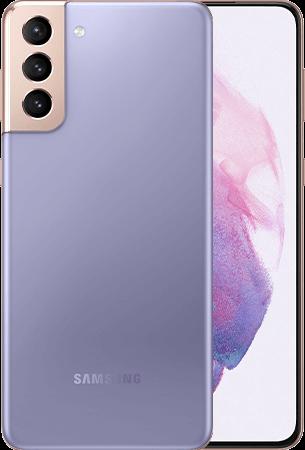 Samsung Galaxy S21+ 5G 128GB back-front
