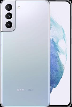 Samsung Galaxy S21+ 5G 256GB back-front