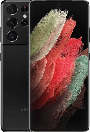 Samsung Galaxy S21 Ultra 5G 256GB back-front