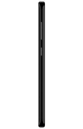 Samsung Galaxy S8 left