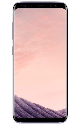 Samsung Galaxy S8 front