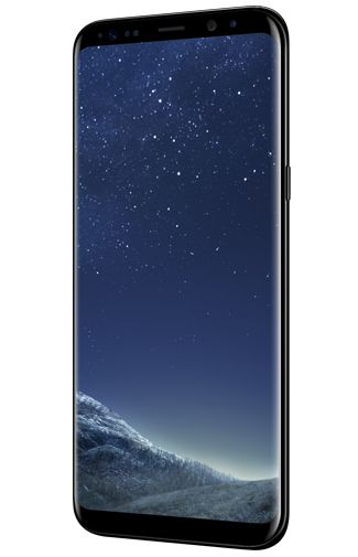Samsung Galaxy S8 Plus perspective-r