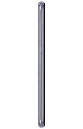 Samsung Galaxy S8 Plus left