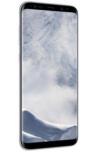 Samsung Galaxy S8 Plus perspective-l
