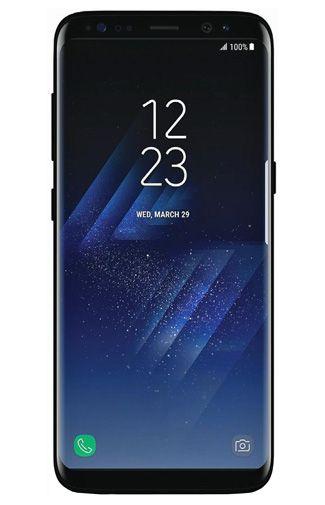 Samsung Galaxy S8 Plus front