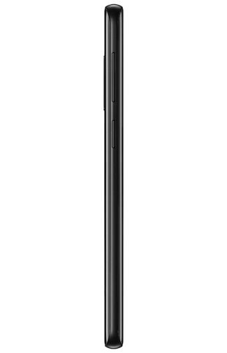 Samsung Galaxy S9 left