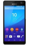 Sony Xperia C4 voorkant