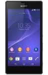 Sony Xperia T3 voorkant
