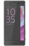 Sony Xperia X voorkant