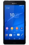 Sony Xperia Z3 Compact voorkant