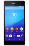 Sony Xperia Z3 Plus voorkant
