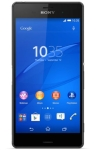 Sony Xperia Z3 voorkant