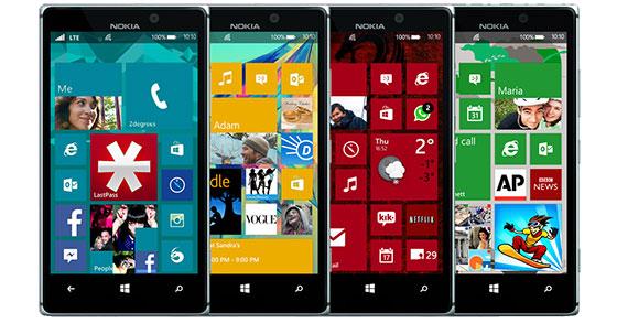 Windows-Phone-uiterlijk