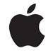 Apple logo klein