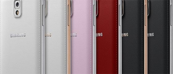 Galaxy Note 4 achterkant