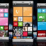 Galaxy S5 Windows Phone 8