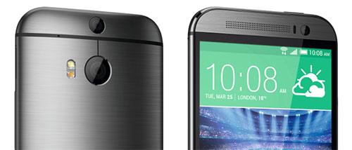 HTC-One-M8-voor-en-achterkant