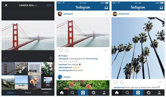 Instagram-fotoformaat