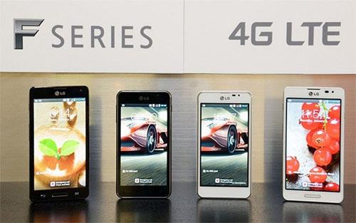 LG F Series