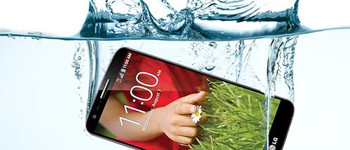 LG G3 waterdicht