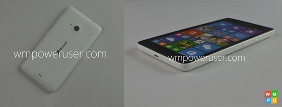 Lumia-535-gelekt