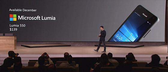 Lumia-550-aankondiging