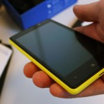 Lumia 820 uiterlijk