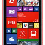 Nokia Lumia 1520 homescreen