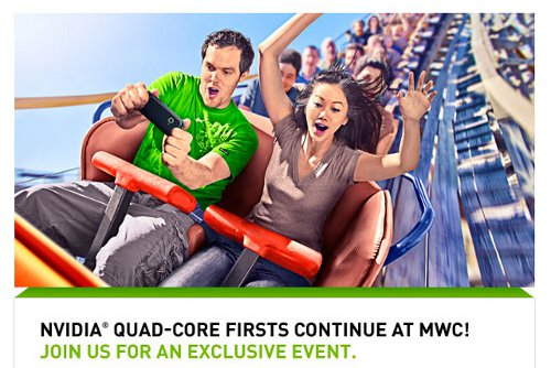 Nvidia MWC2012