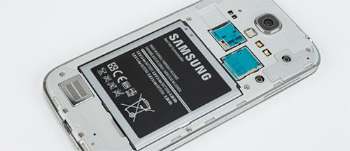 Samsung Galaxy S4 Accu