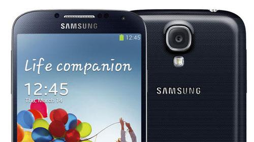 Galaxy S4 Intro
