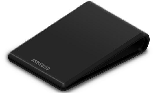 Samsung-gevouwen