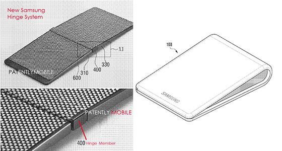 Samsung-vouwbaar