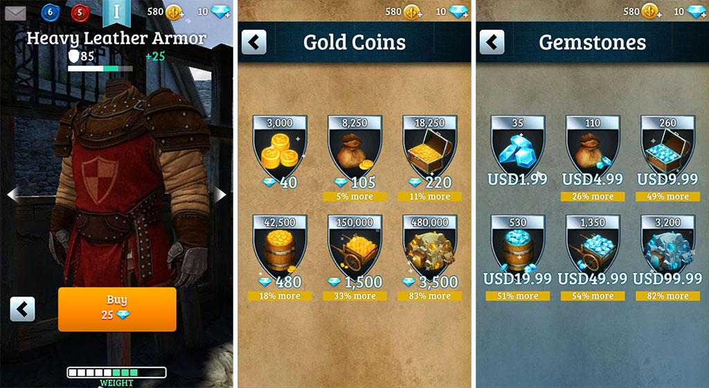 rival-knights-aankopen